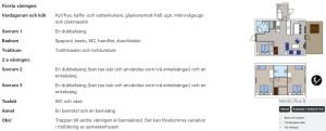 Husbeskrivning Lalandia Nordic +8