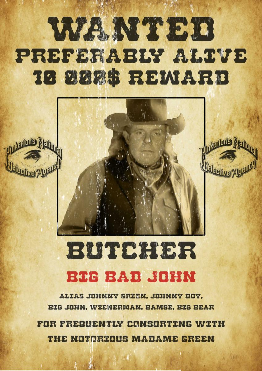 Wanted johnny